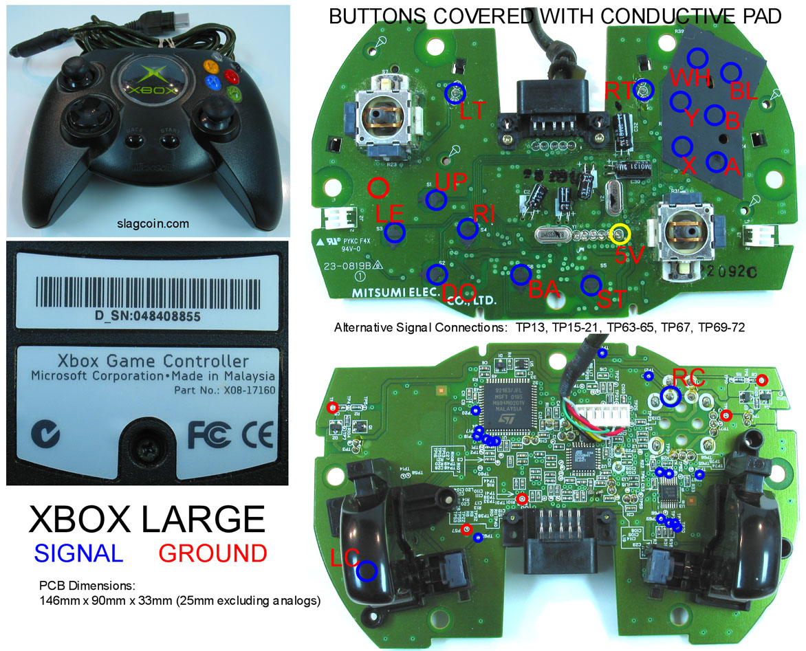 Gamecube Controller Circuit Board Diagram Xbox Wiring Diy Enthusiasts Diagrams U2022 One