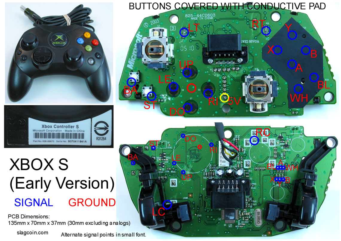 The Padhacking Thread Tech Talk Shoryuken Forums Gamecube Controller Wiring Diagram Right Stick